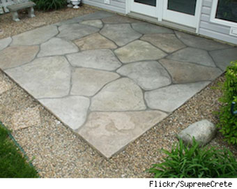 Top 23 Stamped Concrete Designs