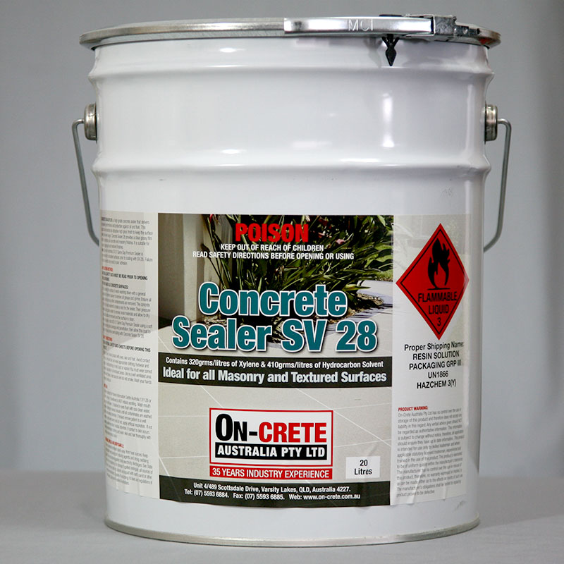 Concrete Sealer SV28