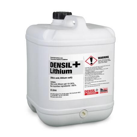 Lithium Concrete Densifier