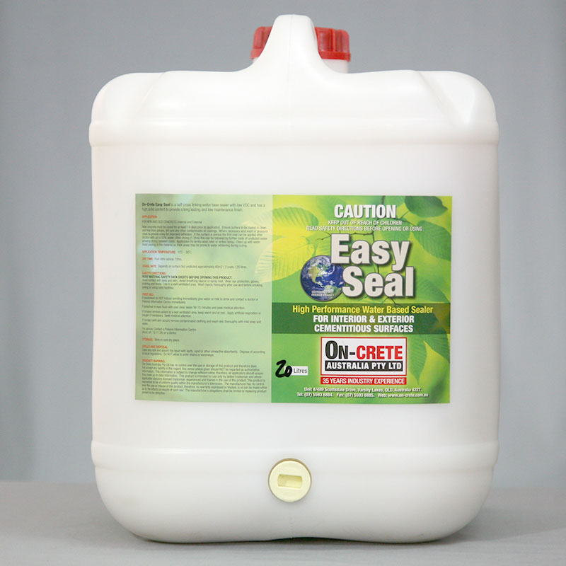 Easy Seal Water Based Sealer