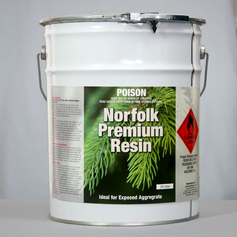 Norfolk Premium Resin