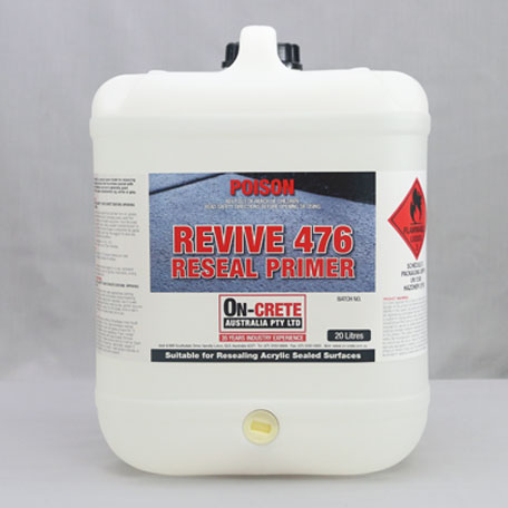 Revive 476 Sealer