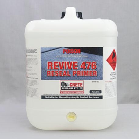 Revive 476 Sealer