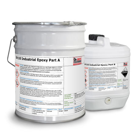 SV110 Industrial Epoxy