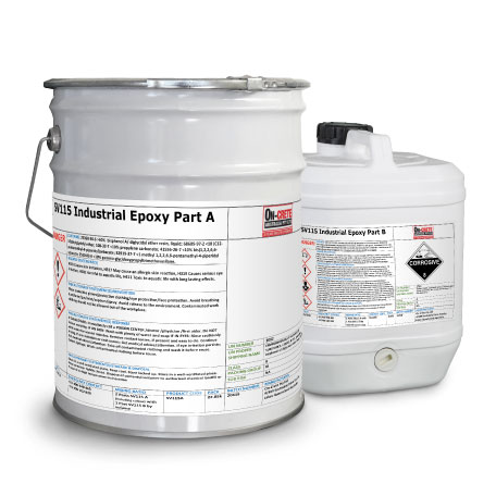 SV115 Industrial Epoxy