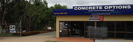 Concrete Options Gympie