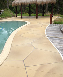 sandstone concrete resurfacing